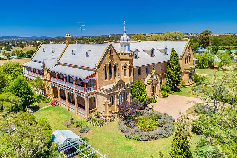 Queensland Wedding Venue | Abbey of the Roses | ABIA Finalist