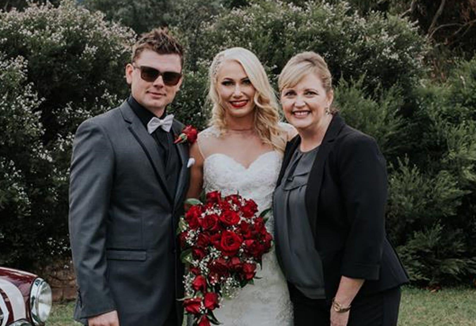 Amy Harrison Celebrant | Adelaide Weddings | ABIA Finalist