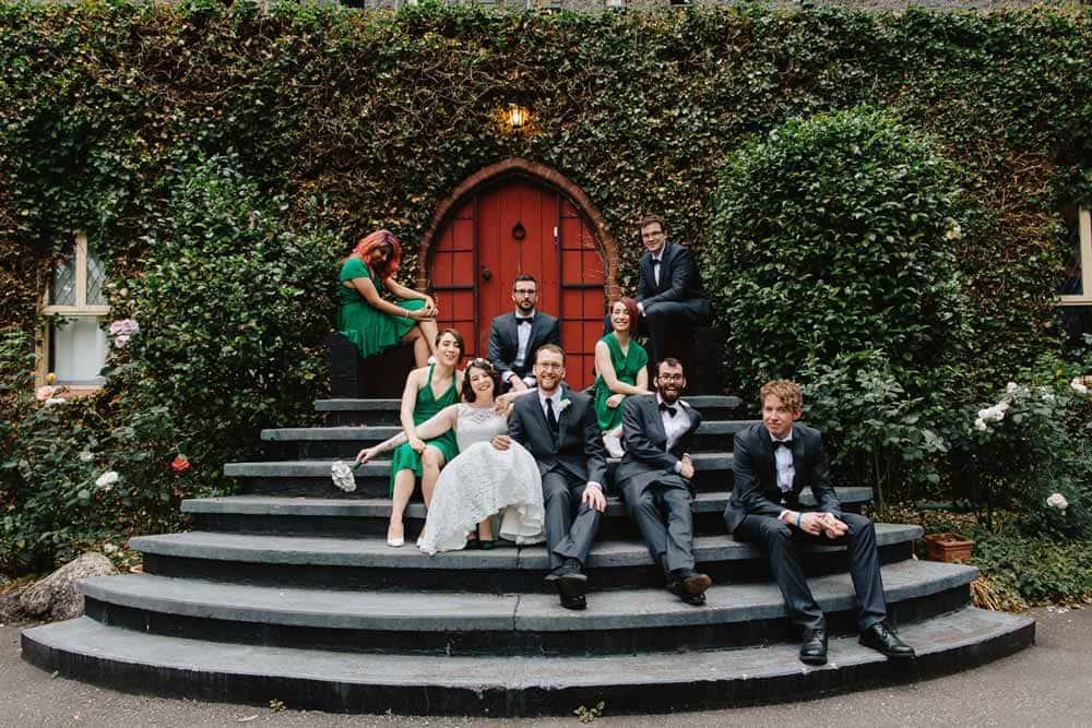Avalon Castle Wedding Venue ABIA