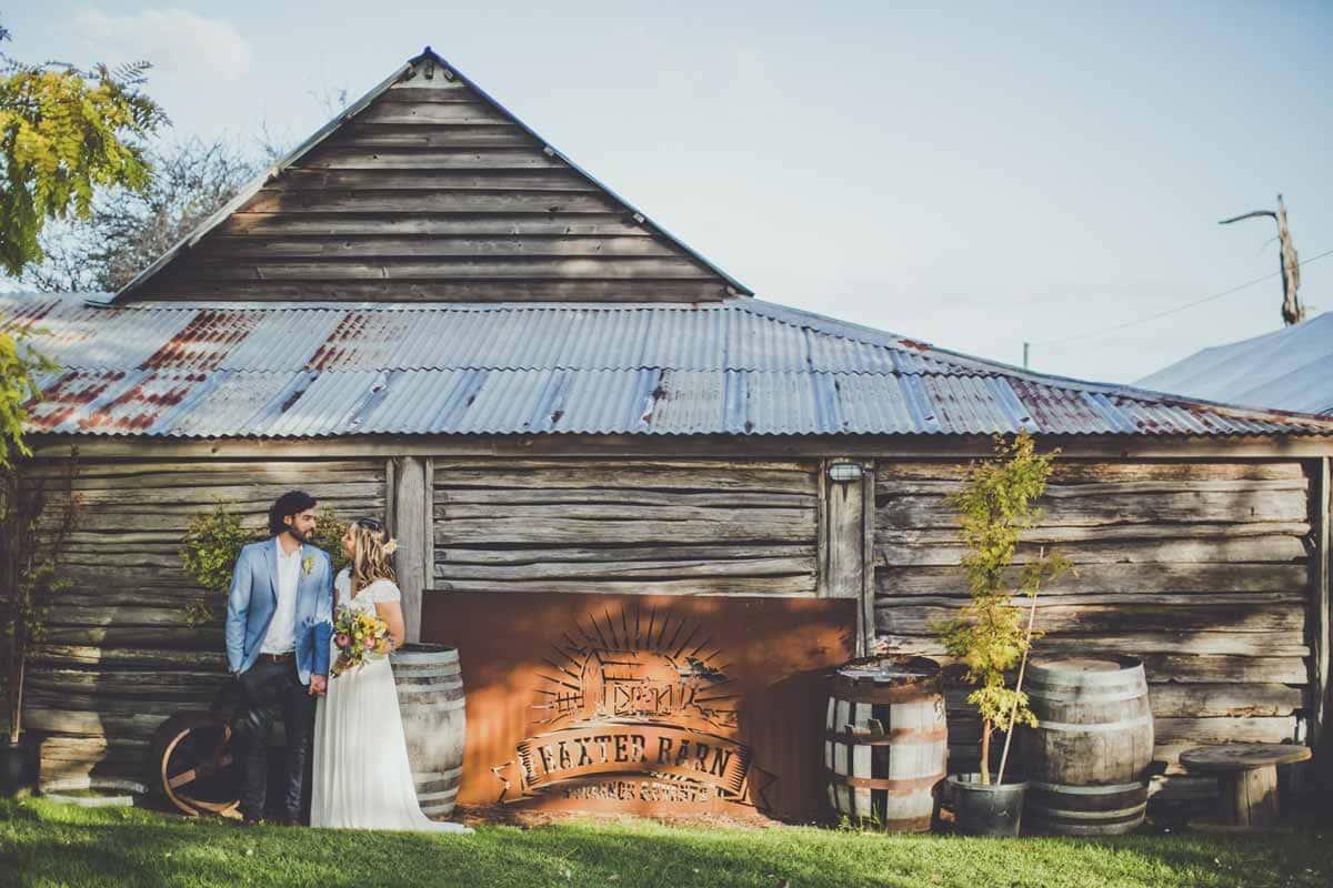 Baxter Barn Wedding Venue
