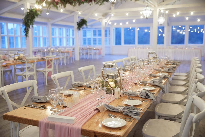 Hamptons Style Wedding Venue in Melbourne Bram Leigh Estate