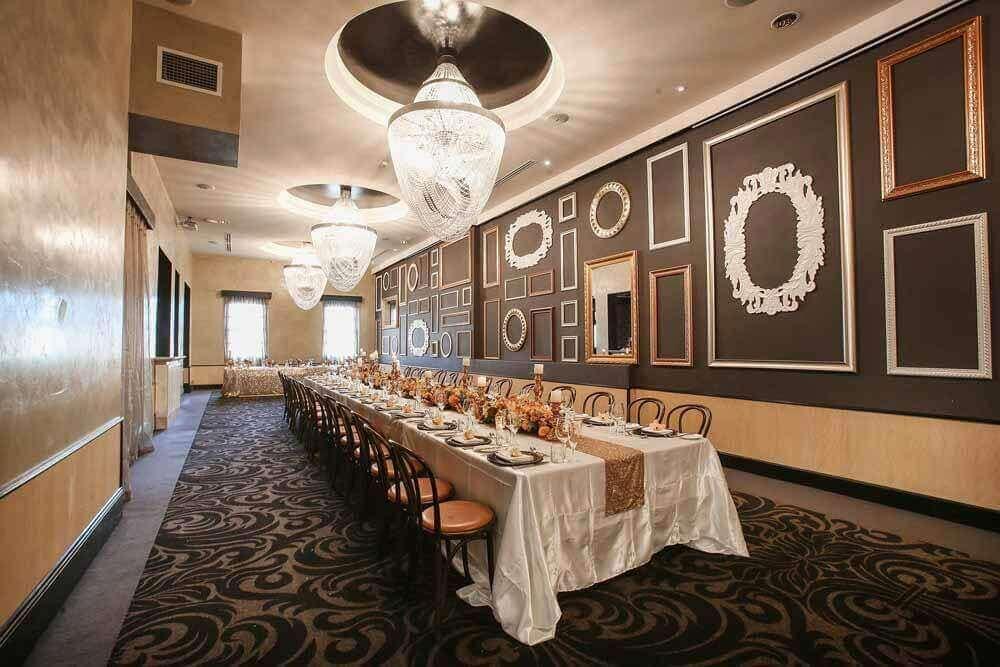 Small & Intimate Indoor Wedding Venue Brisbane | Cloudland | ABIA Award Finalist