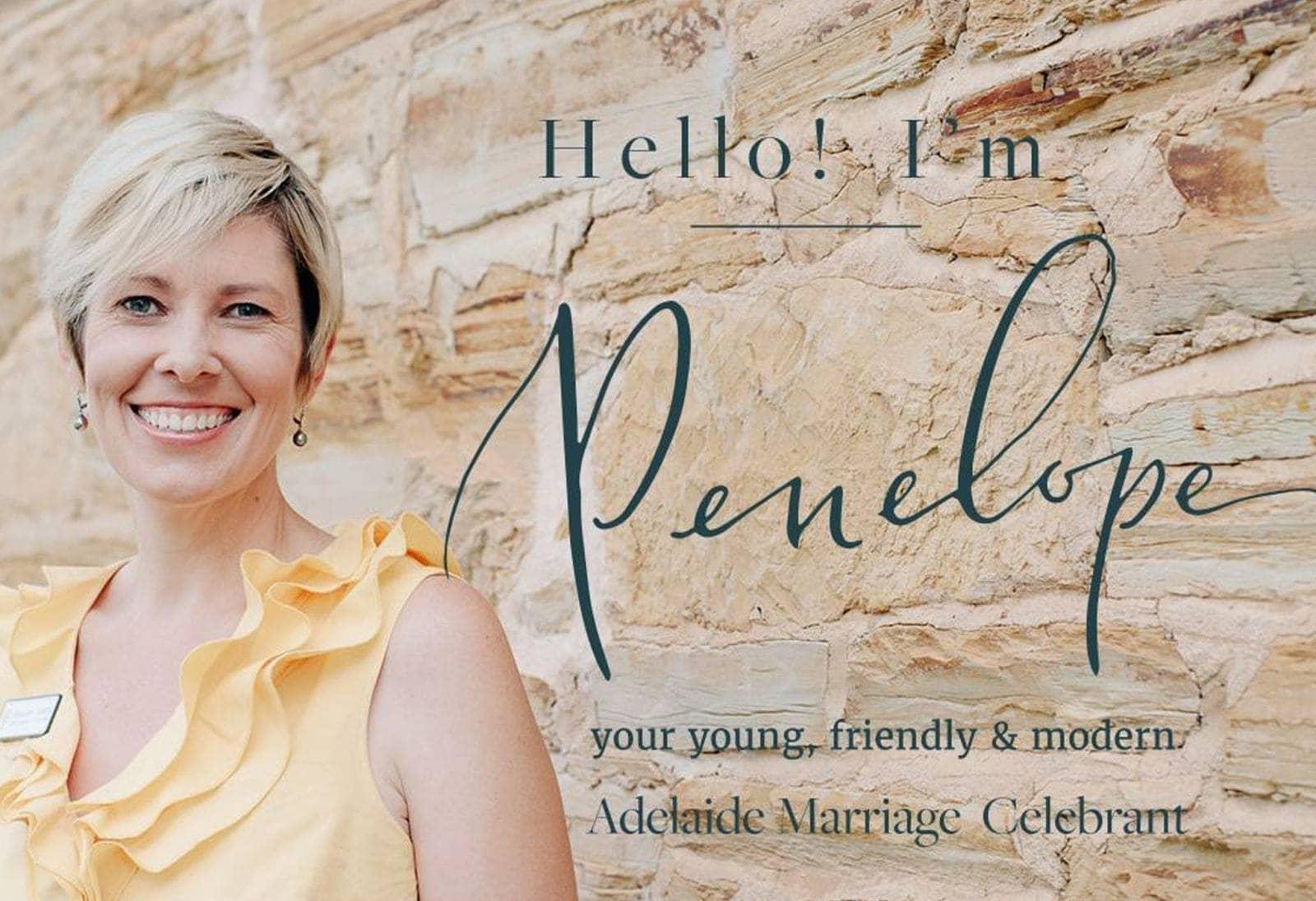 Celebrations by Penelope | Adelaide Celebrant | ABIA Winner