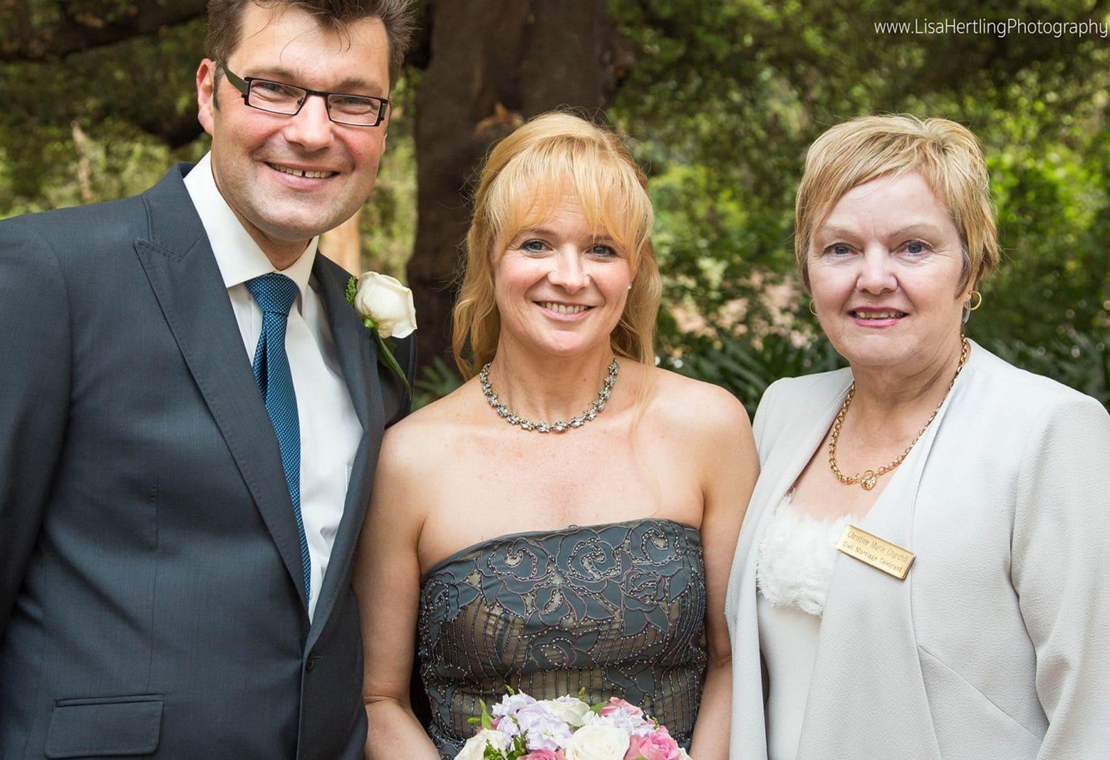 Ceremonies for Life & Love | Adelaide Weddings | ABIA Finalist
