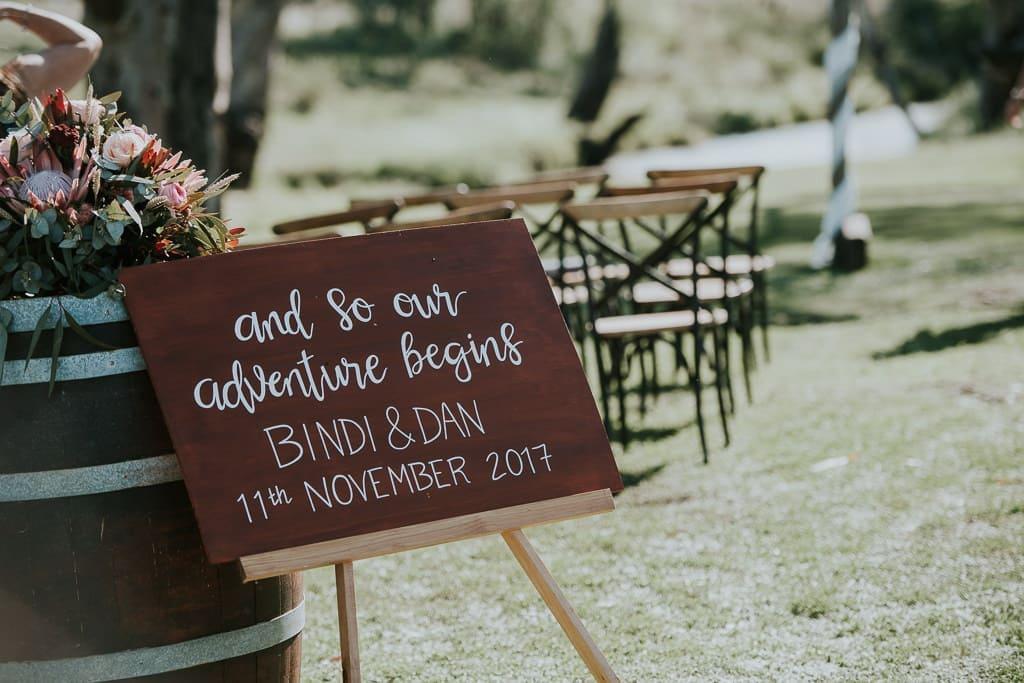 Country Wedding - Toowoomba - ABIA Real Wedding