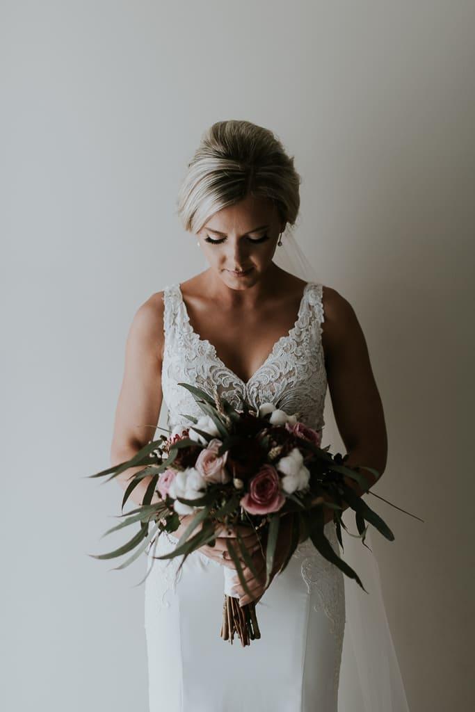 Dalby Florist - ABIA Real Wedding