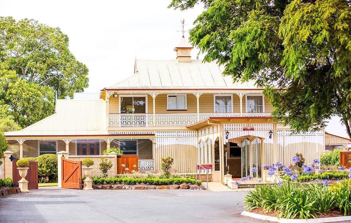 Sunshine  Coast Wedding Venue - Flaxton Gardens - ABIA Awards