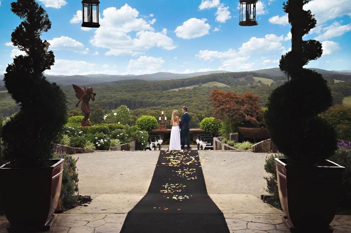 Forest Edge Wedding Venue