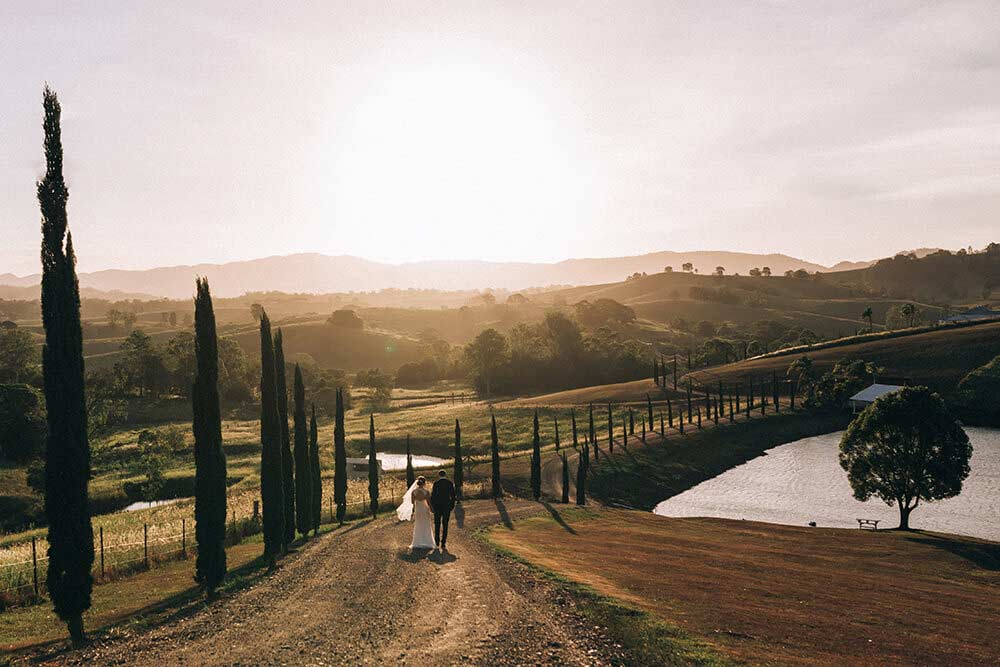 Brisbane Wedding Venue | Glengariff Historic Estate | ABIA Finalist