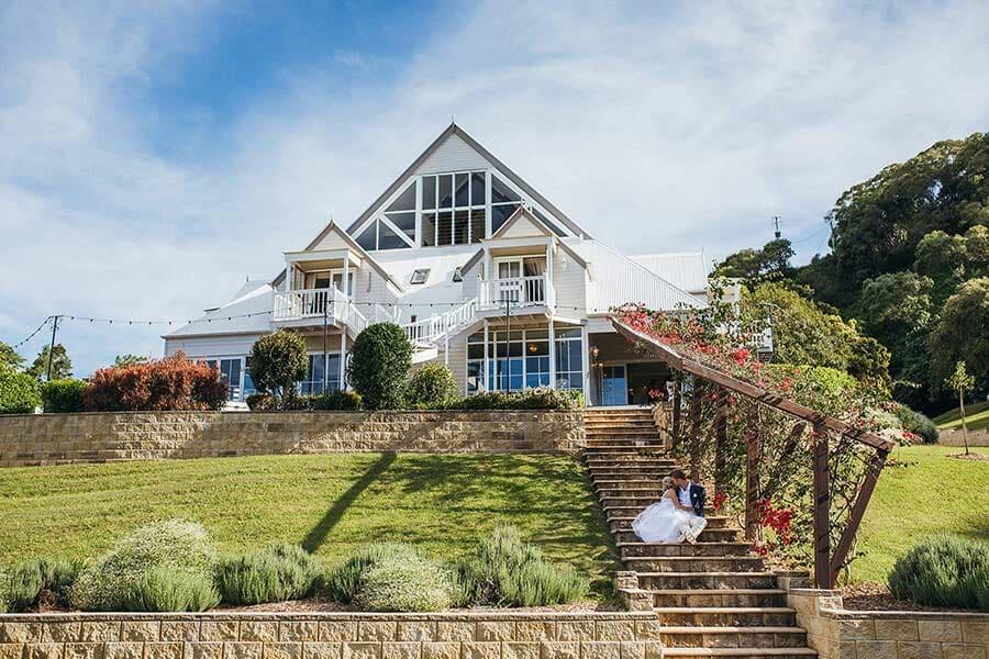 Maleny Manor Wedding Venue | ABIA Winner