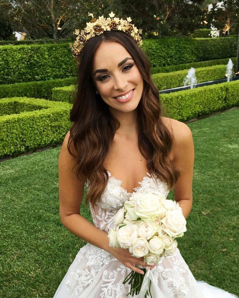 Viktoria Novak | Bridal Crowns