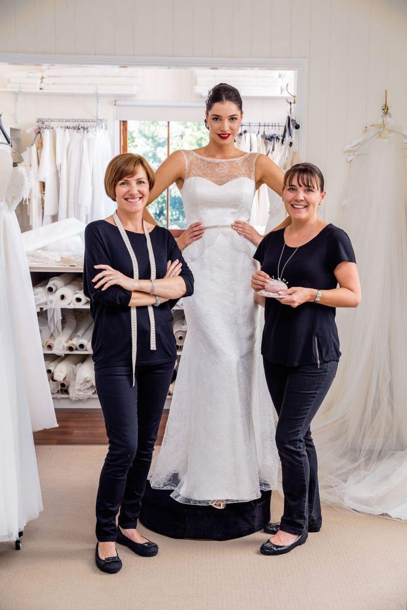 Paddington Wedding Dresses