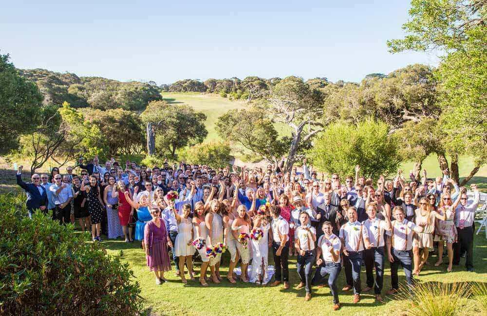 Portsea Golf Club Wedding Venue