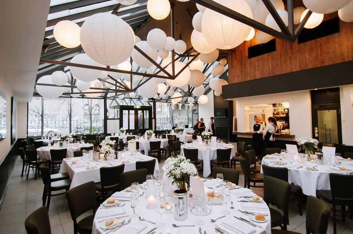 Pumphouse Hotel Melbourne Wedding Venue