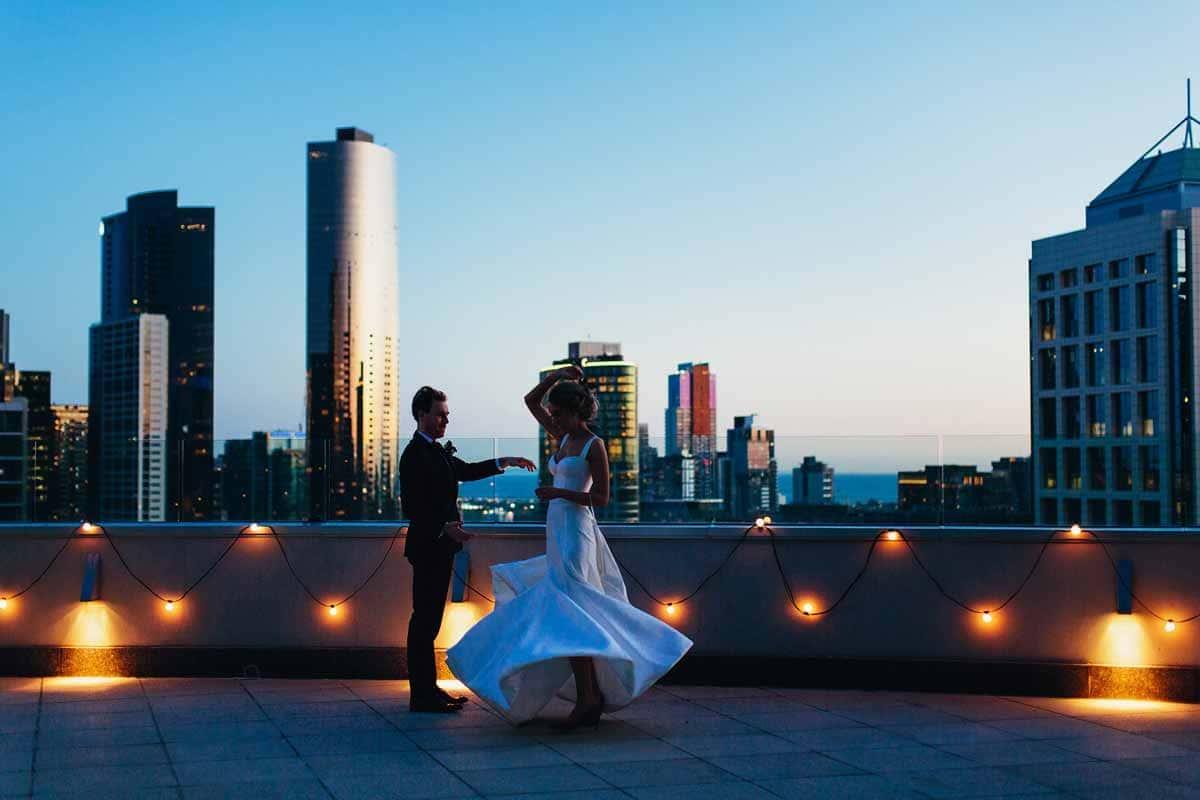 RACV City Club Wedding Venue ABIA Winner