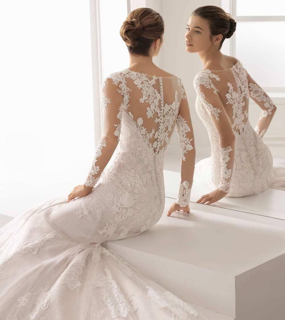 Rosa Clara Wedding Dress Available at Sposabella Bridal