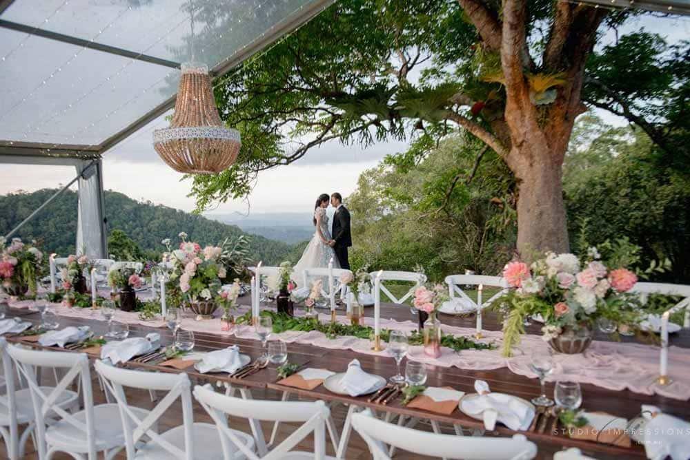 Maleny Manor Wedding Venue | Queensland | ABIA Award Winning