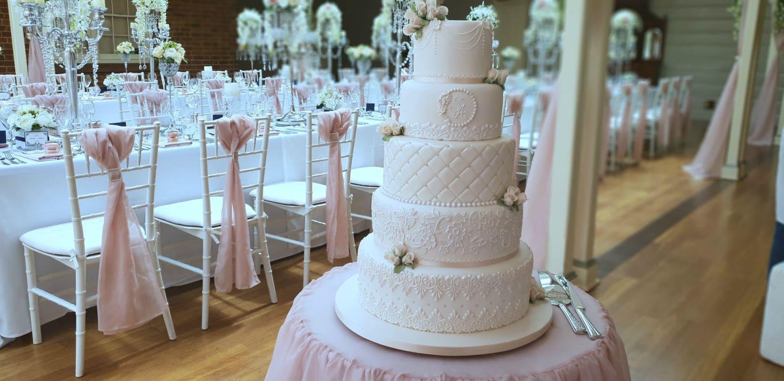 Brisbane Wedding Cakes - Elegant Cake