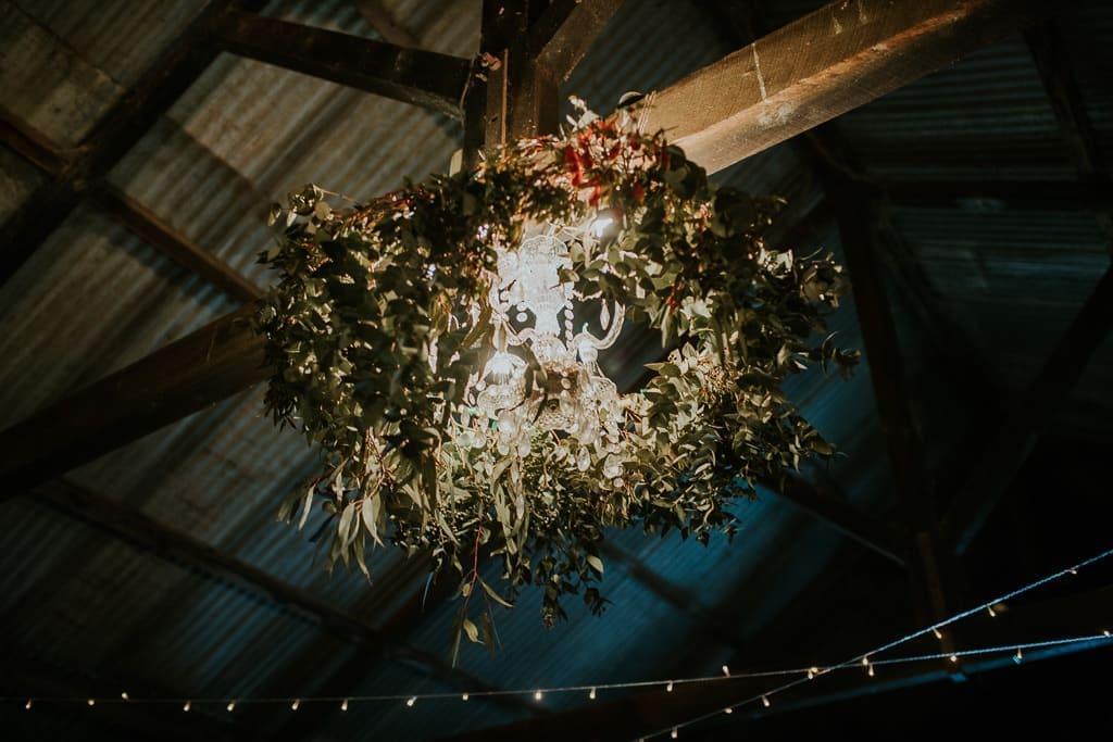 Wedding Flower Decorations - Country Wedding - ABIA Real Weddings