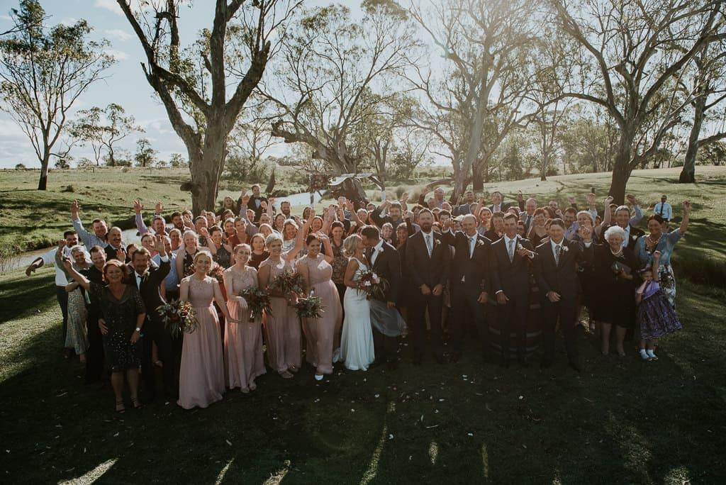 Wedding Group Shots Ideas - ABIA Real Wedding