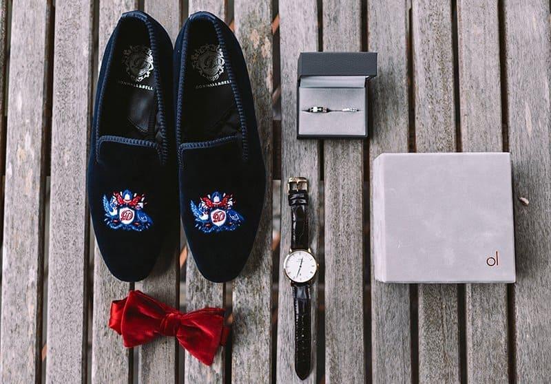 Wedding Grooms Shoes - ABIA Australia