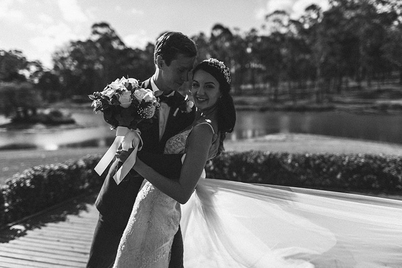 Hunter Valley Wedding - ABIA Australia