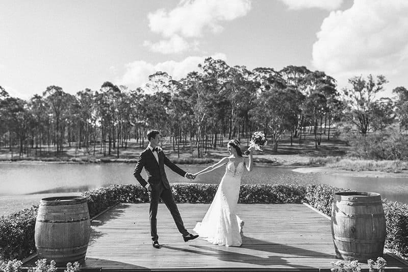 Ballerina Wedding - ABIA Australia
