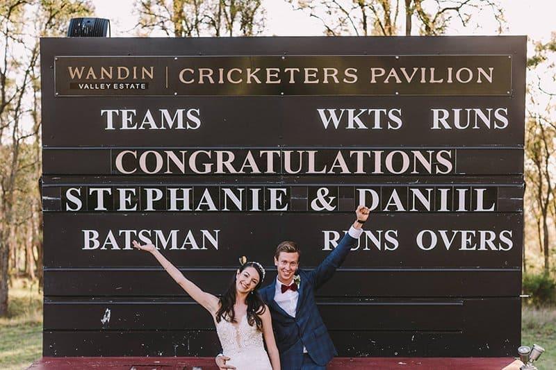 Cricketers Pavilion - Wandin Valley Estate