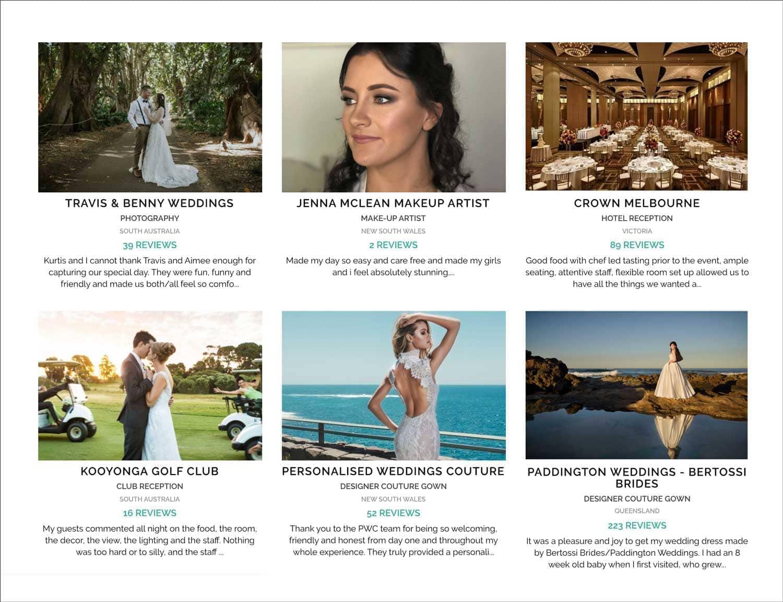 ABIA Wedding Reviews