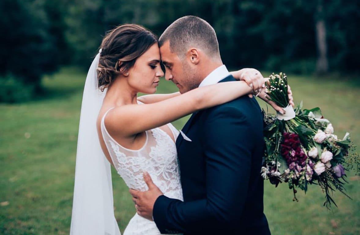 Elegant Wedding Hairstyles - ABIA Australia