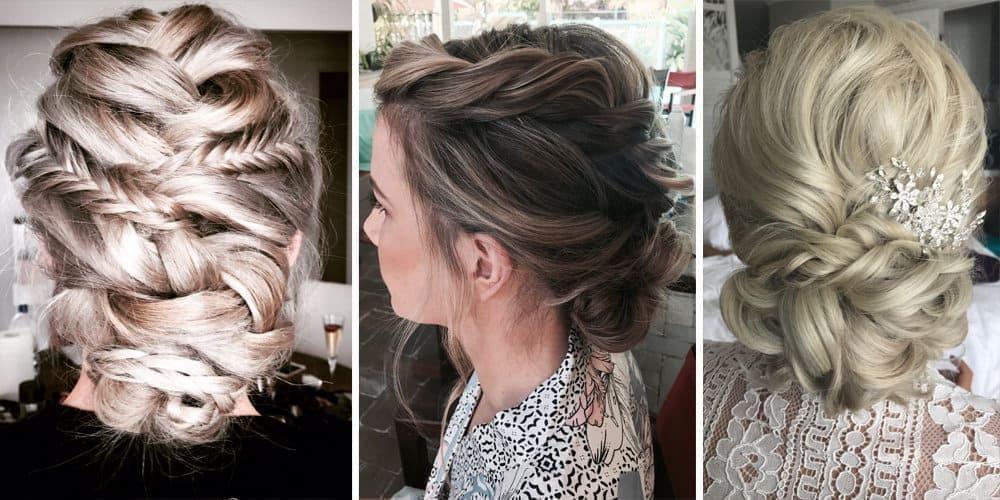 Updo Wedding Hairstyles - ABIA Australia