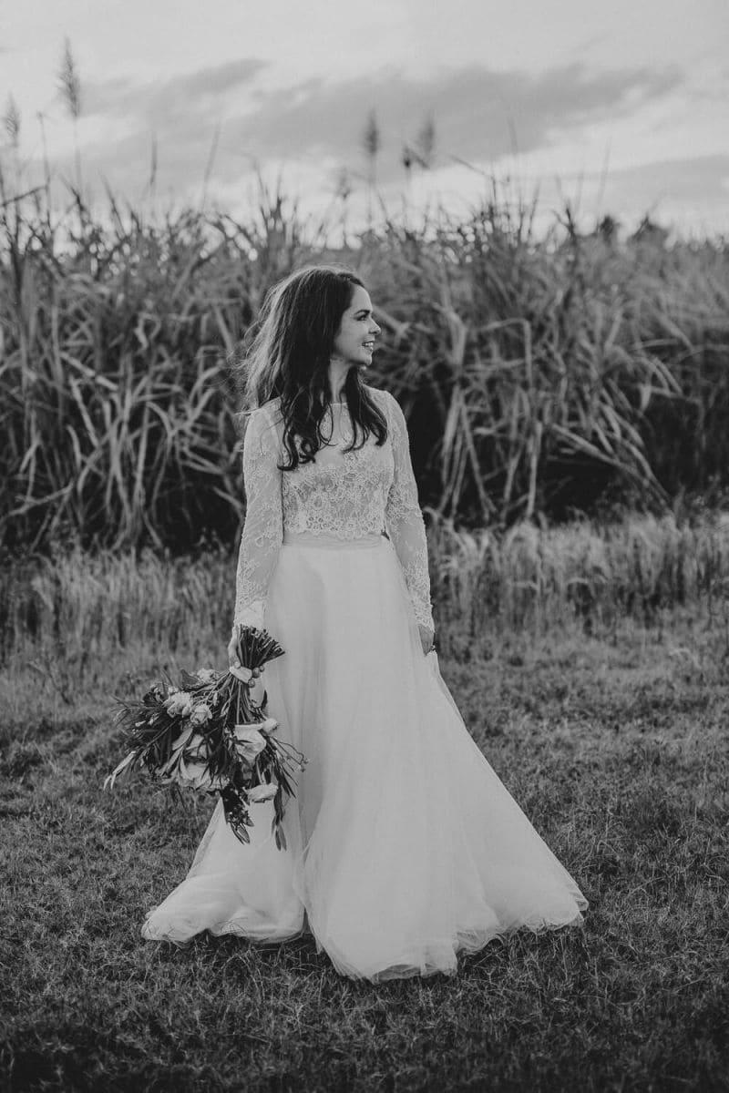 Karen Willis Holmes - Boho Wedding Dress