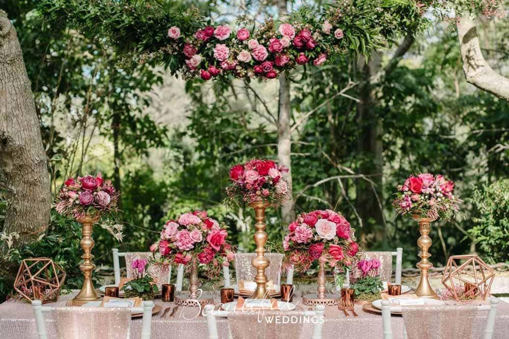 Styling by Beautiful Weddings | ABIA Award Winner