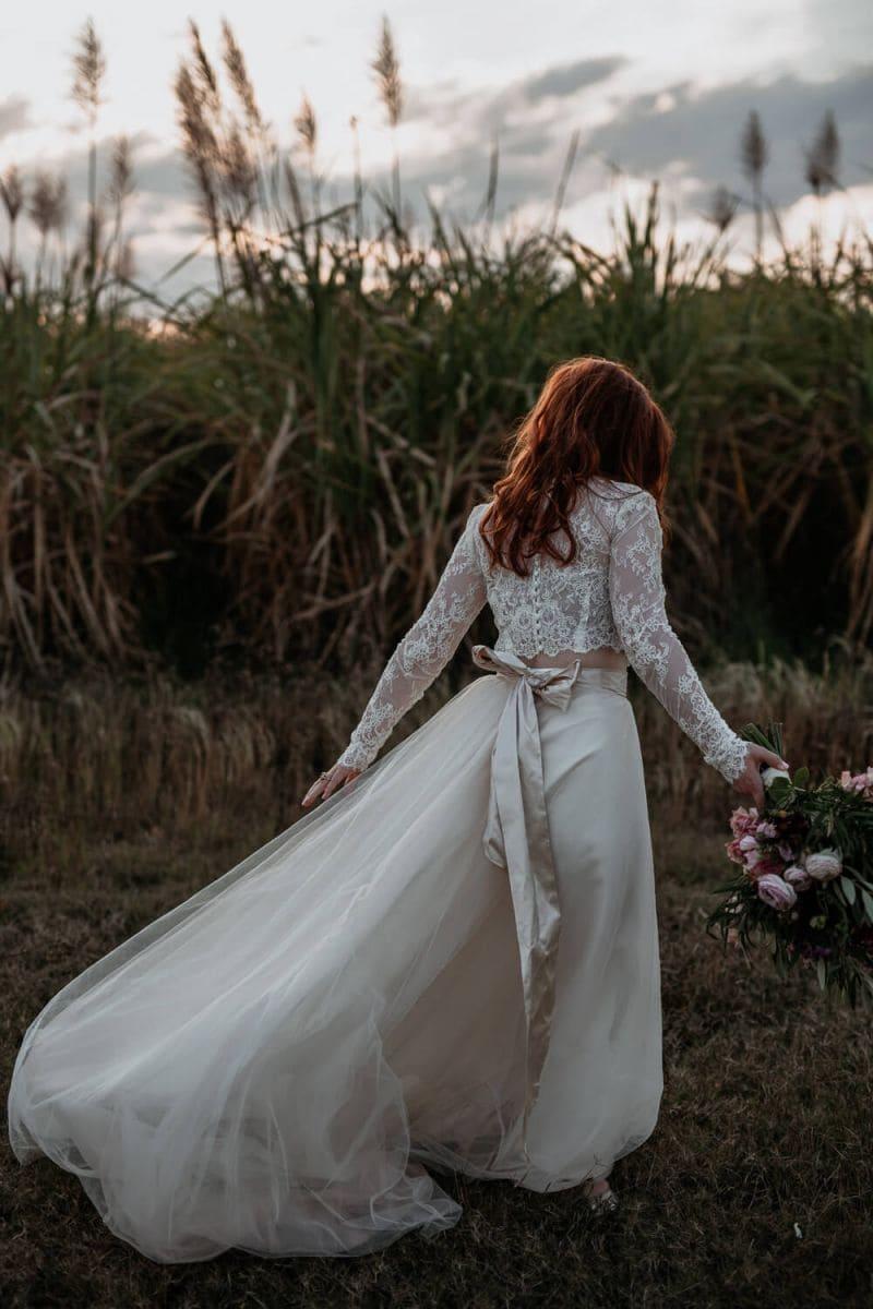 Boho Wedding Dress Australia