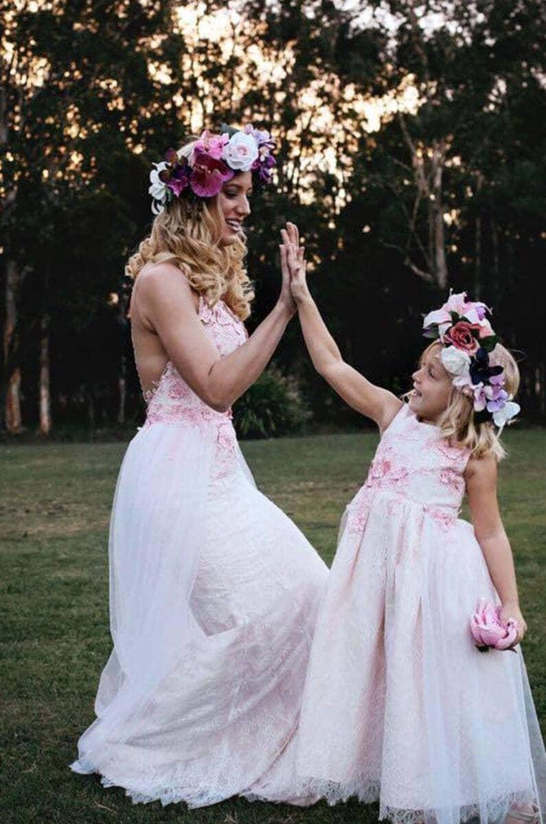 Matching Dresses - Jordanna Regan Couture
