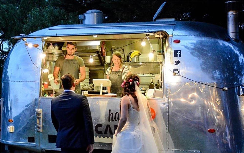 Food Truck Hire Melbourne | Wedding Food Van | Pizza