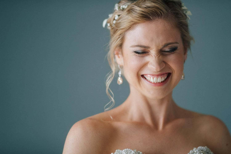 Happy Bride | James Field Photography