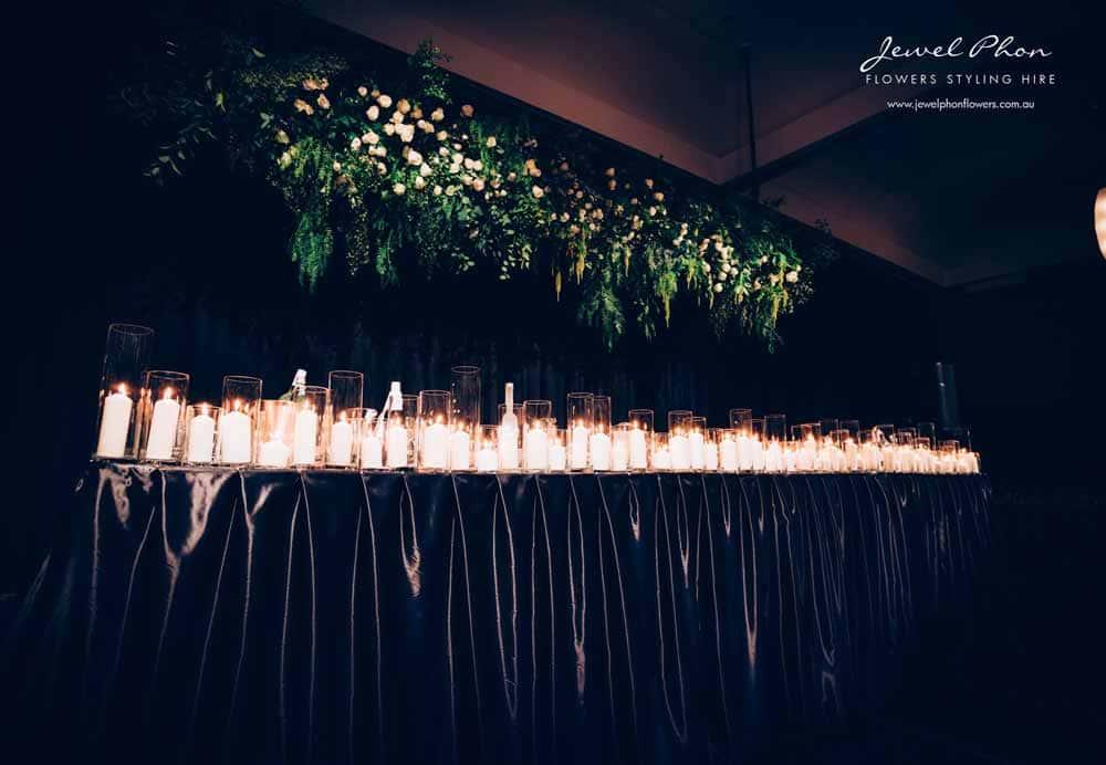 Jewel Phon Flowers | Wedding Stylist