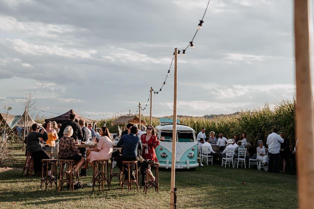 Kombi Bar Wedding Hire