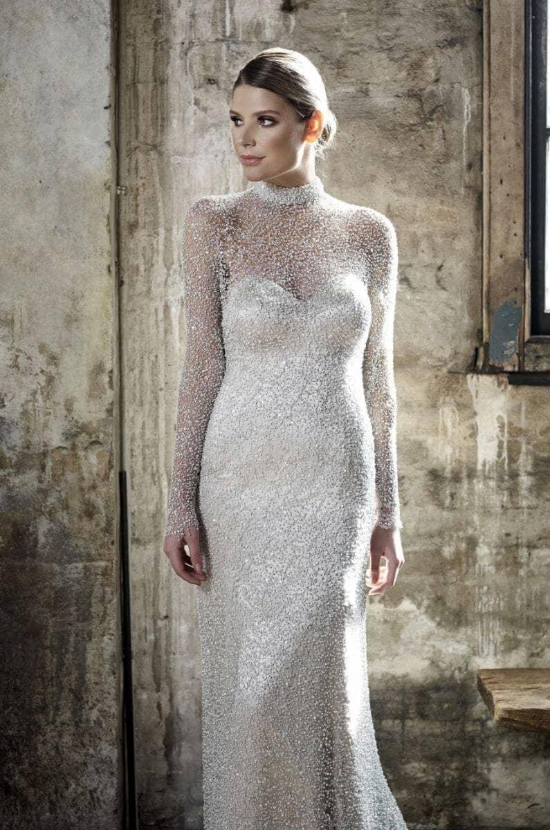 Vintage Wedding Dress - Jordanna Regan Couture