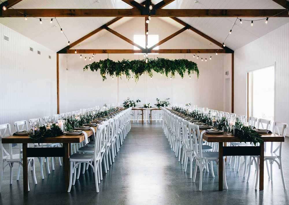 U Shaped Tables | Summergrove Estate Carool Weddings