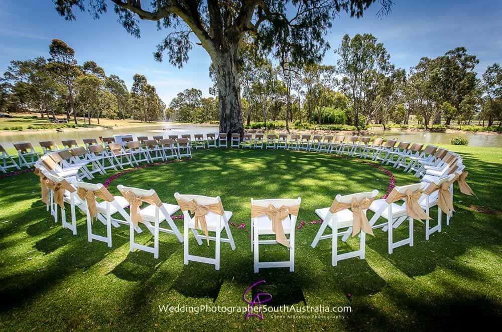 Wedding Ceremony Seating Styles - Serafino Mclaren Vale