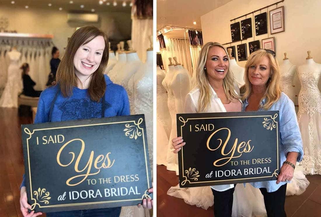 Idora Bridal | ABIA Award Winner