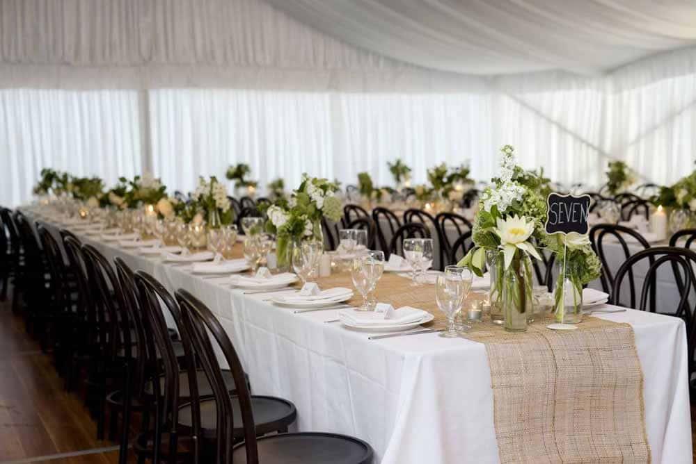 Rustic Wedding Styling by Weddings of Distinction