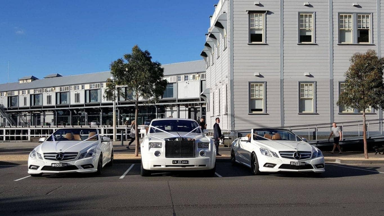 High-End Wedding Car Hire Sydney