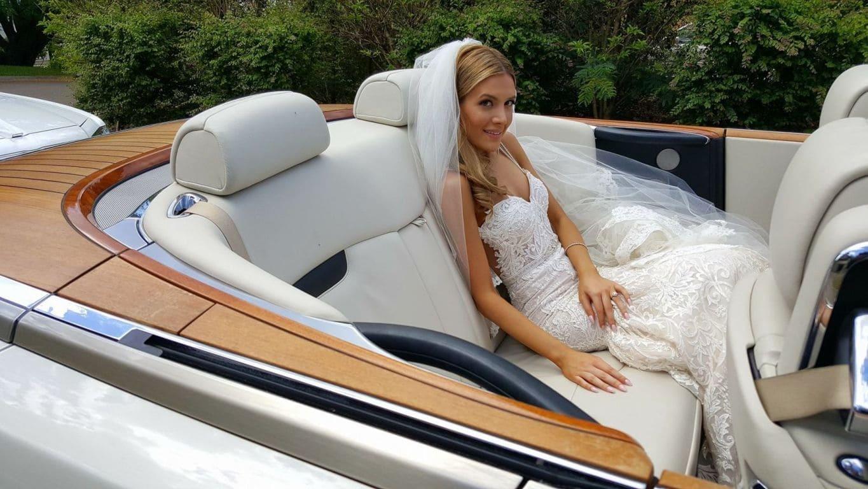 Luxury Wedding Cars Sydney - Bridal Car