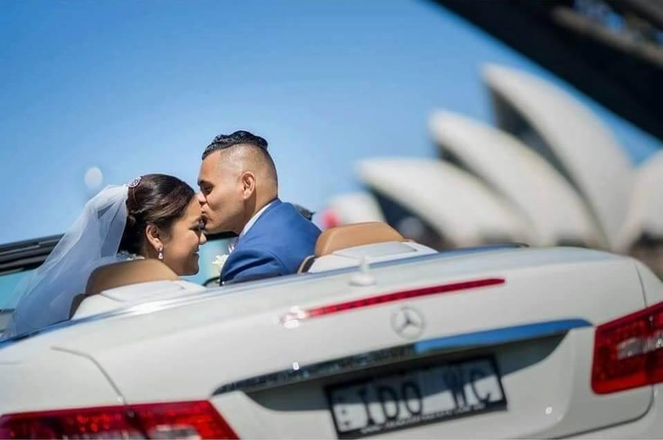 Wedding Cars Sydney - Convertible